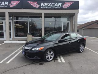 Used 2014 Acura ILX PREMIUM PKG AUT0 LEATHER SUNROOF 75K for sale in North York, ON