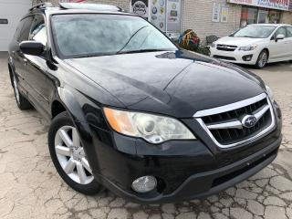 Used 2009 Subaru Outback 2.5i w/Limited Pkg_Leather_Sunroof_Warranty for sale in Oakville, ON