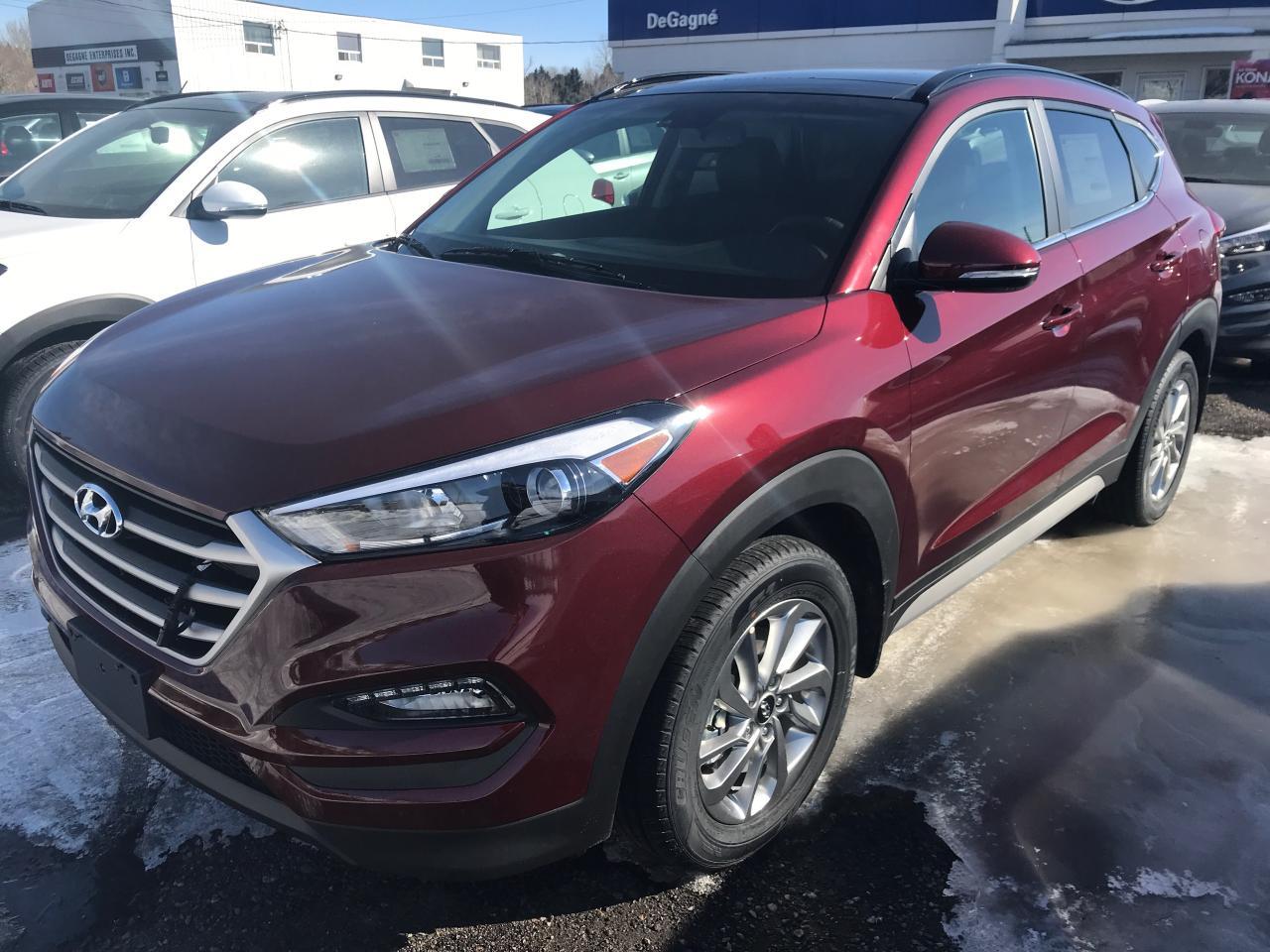 2018 Hyundai Tucson 2.0 L Luxury