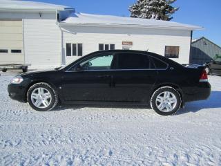 Used 2006 Chevrolet Impala LTZ for sale in Melfort, SK