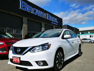 Used 2016 Nissan Sentra SR, Local, Accident free, Easy Financing for sale in Surrey, BC