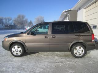Used 2008 Pontiac Montana w/1SA for sale in Melfort, SK
