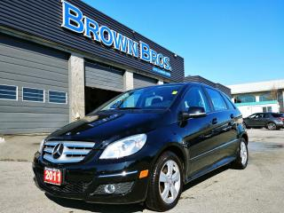 Used 2011 Mercedes-Benz B200 B 200, Local, Accident free, Financing for sale in Surrey, BC