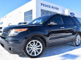 Used 2014 Ford Explorer Limited 4dr 4x4 for sale in Peace River, AB