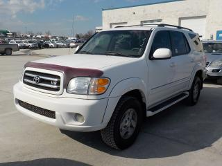 Used 2002 Toyota SEQUOIA LTD for sale in Innisfil, ON