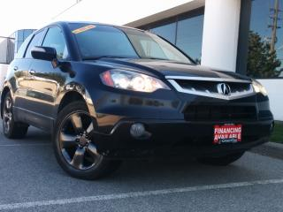 Used 2007 Acura RDX for sale in Mississauga, ON