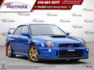 Used 2002 Subaru Impreza STi for sale in North York, ON