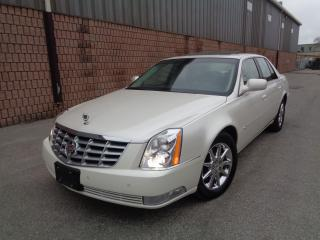 Used 2010 Cadillac DTS ***SOLD*** for sale in Etobicoke, ON