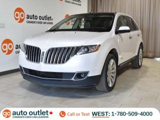 Used 2011 Lincoln MKX AWD, Adaptive Cruise, Heated Seats, Nav, Pano roof, Remote Start! for sale in Edmonton, AB