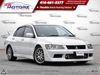 Used 2002 Mitsubishi Lancer Evolution for sale in North York, ON