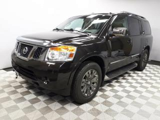 Used 2015 Nissan Armada Platinum Reserve | LOADED | Towing PKG | BOSE for sale in Edmonton, AB