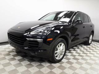 Used 2016 Porsche Cayenne Premium PLUS | H/C Seats | LED Lights | NAV for sale in Edmonton, AB