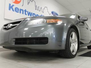 Used 2006 Acura TL TL- sunroof, heated power leather seats. don't be Too Late on this TL for sale in Edmonton, AB