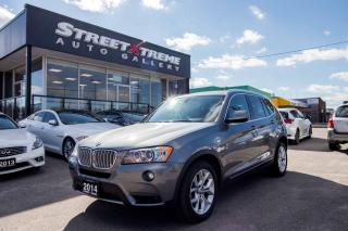 Used 2014 BMW X3 xDrive l NAVI l PANO ROOF l BACK UP CAM for sale in Markham, ON