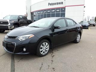 Used 2014 Toyota Corolla Sport  6spd manual transmission for sale in Ottawa, ON