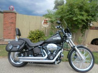 Used 2006 Harley-Davidson Night Train FXSTBI SOFTAIL NIGHTRAIN for sale in Blenheim, ON