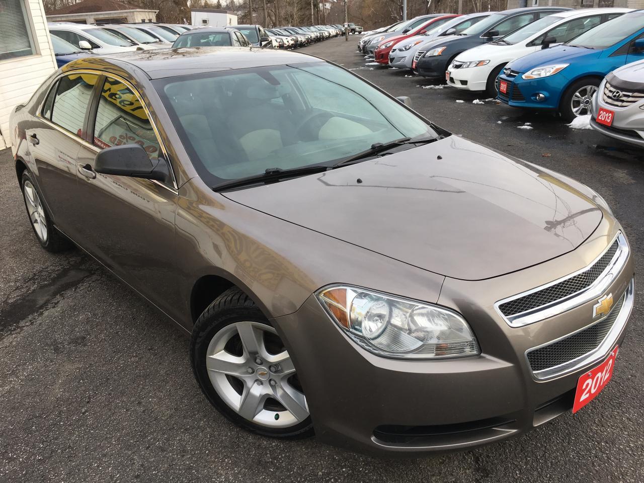 2012 Chevrolet Malibu LS / AUTO / LOADED / VERY CLEAN / LIKE NEW!!!