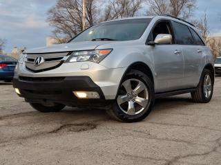 Used 2007 Acura MDX Elite Pkg for sale in Mississauga, ON