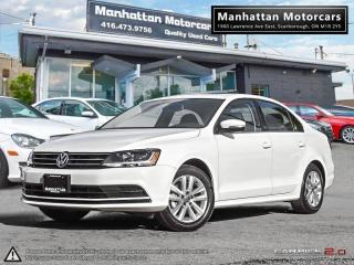 Used 2017 Volkswagen Jetta 1.4T WOLFSBURG |ROOF|ALLOY|WARRANTY|LOW KM for sale in Scarborough, ON