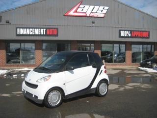 Used 2011 Smart fortwo Coupé 2 portes Pure for sale in Sainte-catherine, QC
