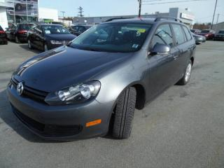 Used 2014 Volkswagen Golf Wagon Trendline for sale in Dartmouth, NS