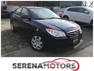 Used 2010 Hyundai Elantra GL | AUTO | HEATED SEATS | NO ACCIDENTS for sale in Mississauga, ON