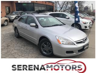 Used 2006 Honda Accord EX-L for sale in Mississauga, ON