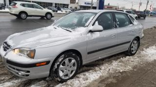 Used 2005 Hyundai Elantra GT GL with airbag pkg for sale in Scarborough, ON