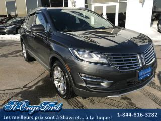 Used 2017 Lincoln MKC Sélect Traction intégrale for sale in Shawinigan, QC