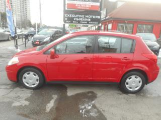 Used 2009 Nissan Versa CLEAN for sale in Scarborough, ON
