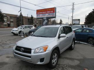 Used 2009 Toyota RAV4 AWD JUST ARRIVED!! for sale in Scarborough, ON