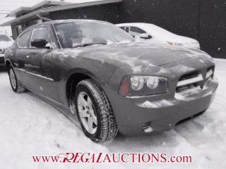 Used 2009 Dodge CHARGER BASE 4D SEDAN for sale in Calgary, AB