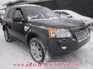 Used 2009 Land Rover LR2 HSE 4D UTILITY AWD for sale in Calgary, AB