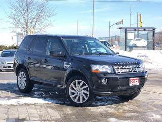 Used 2013 Land Rover LR2 Base for sale in Mississauga, ON