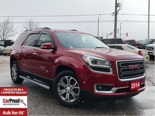 Used 2014 GMC Acadia SLT-1**KEYLESS ENTRY**A/C** for sale in Mississauga, ON