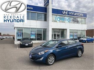 Used 2016 Hyundai Elantra SE for sale in Etobicoke, ON