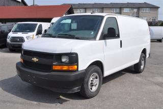 Used 2016 Chevrolet Express 2500 - for sale in Aurora, ON