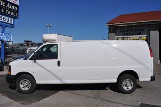 Used 2016 Chevrolet Express 2500 Extended for sale in Aurora, ON