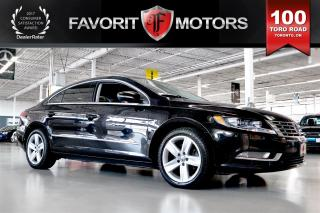 Used 2013 Volkswagen Passat CC Sport line 2.0T | BACK-UP CAM | HEATED SEATS for sale in North York, ON