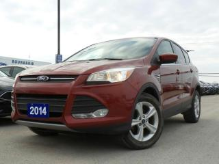 Used 2014 Ford Escape *CPO* SE 1.6L I4 *1.9%* *FREE WARRANTY* for sale in Midland, ON