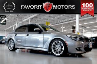 Used 2008 BMW 535 I i ///M Sport Pkg | REAR PARK ASSIST | HEATED SEATS for sale in North York, ON