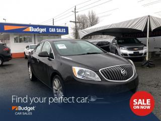 Used 2013 Buick Verano Sunroof, Bluetooth, Leather Faced Seating for sale in Vancouver, BC