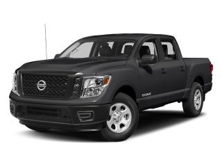 New 2018 Nissan Titan Crew Cab PRO-4X 4X4 for sale in Mississauga, ON