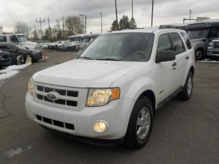 Used 2010 Ford Escape Hybrid 4WD for sale in Burnaby, BC