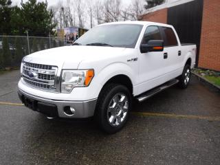 Used 2013 Ford F-150 XTR SuperCrew 6.5-ft. Bed 4WD for sale in Burnaby, BC