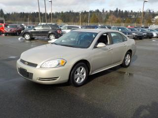 Used 2011 Chevrolet Impala LT for sale in Burnaby, BC