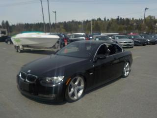 Used 2008 BMW 3 Series 335i Convertible for sale in Burnaby, BC