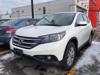 Used 2014 Honda CR-V EX, onw owner, original roadsport car for sale in Scarborough, ON
