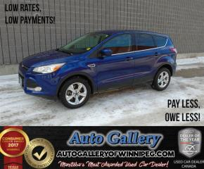 Used 2015 Ford Escape SE *AWD/b.cam for sale in Winnipeg, MB