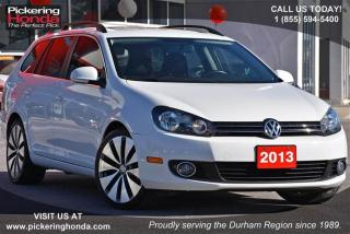 Used 2013 Volkswagen Golf Wagon Sportline Special Edition at for sale in Pickering, ON